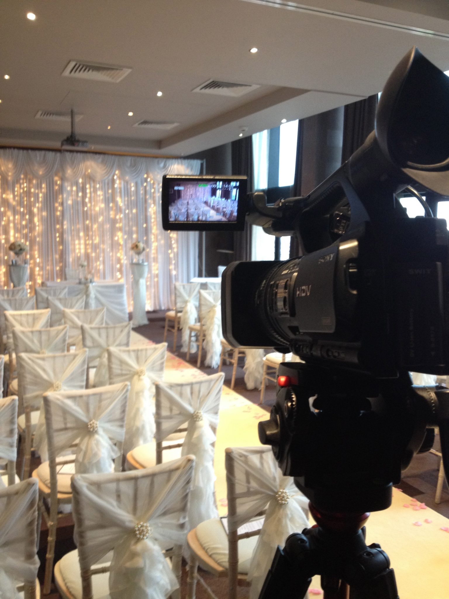 Video coverage at Liverpool Malmaison
