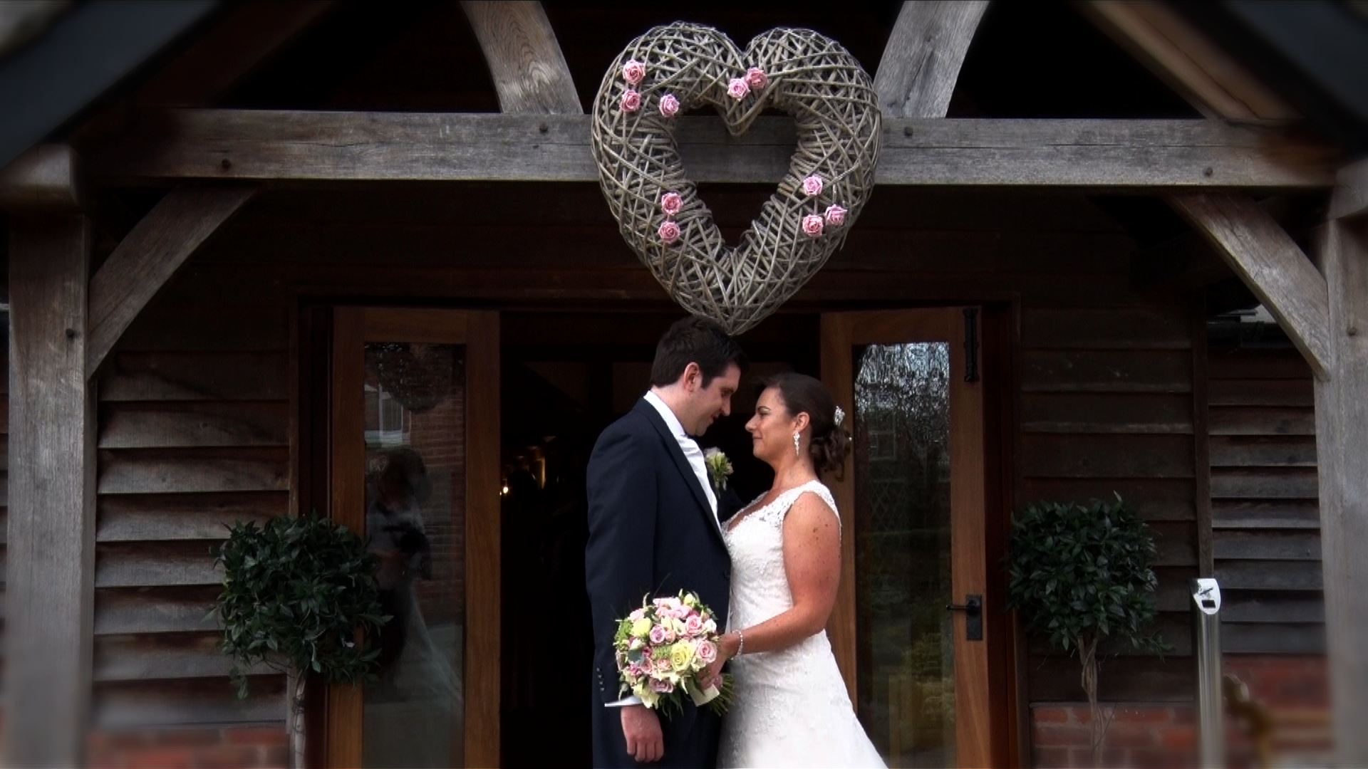 sandhole oak barn wedding video