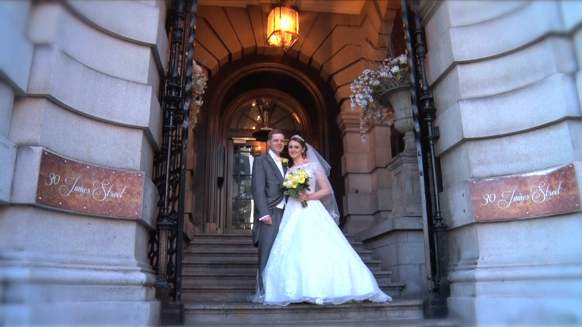 30 James Street wedding video