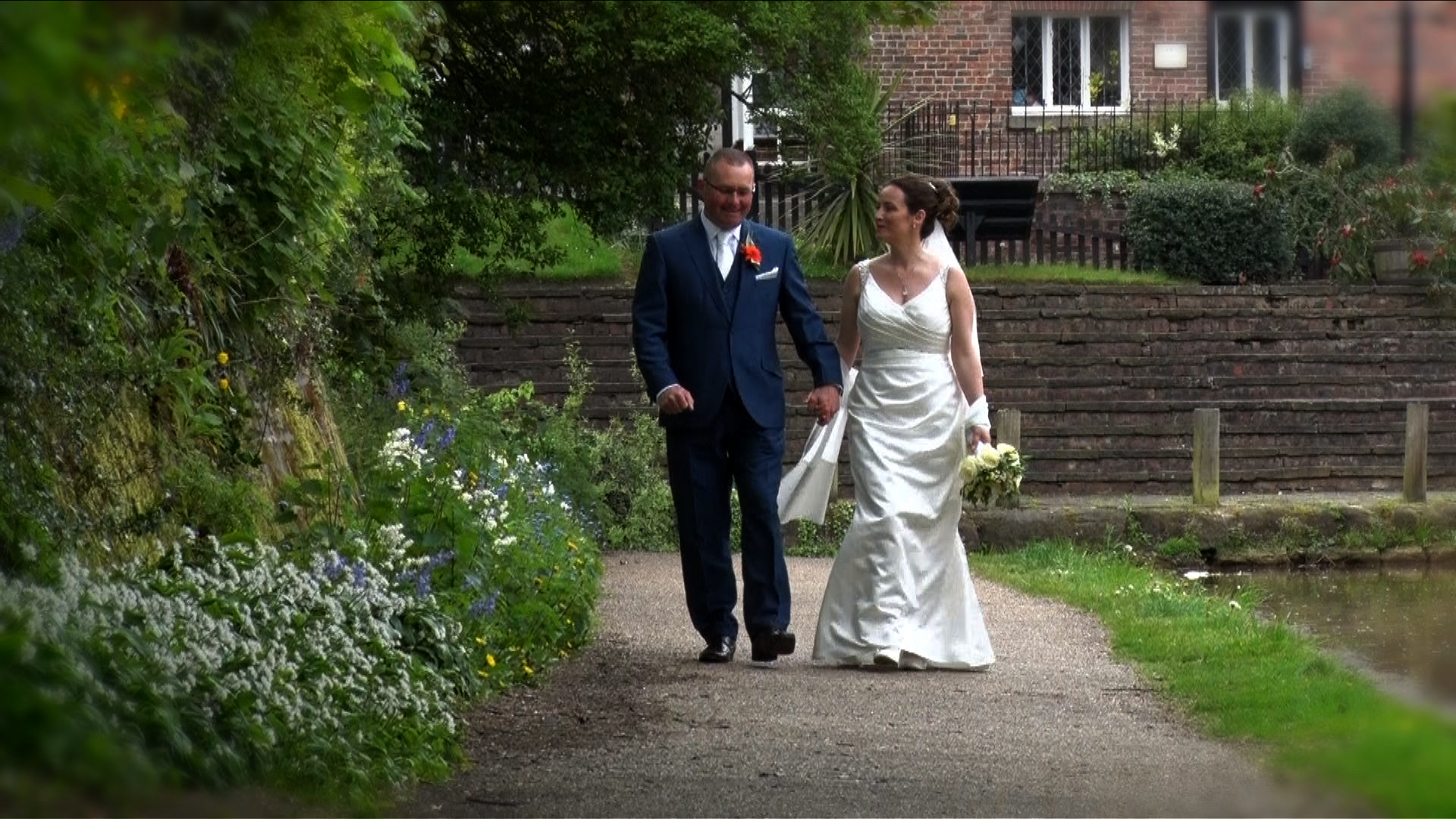 Worsley Court Wedding