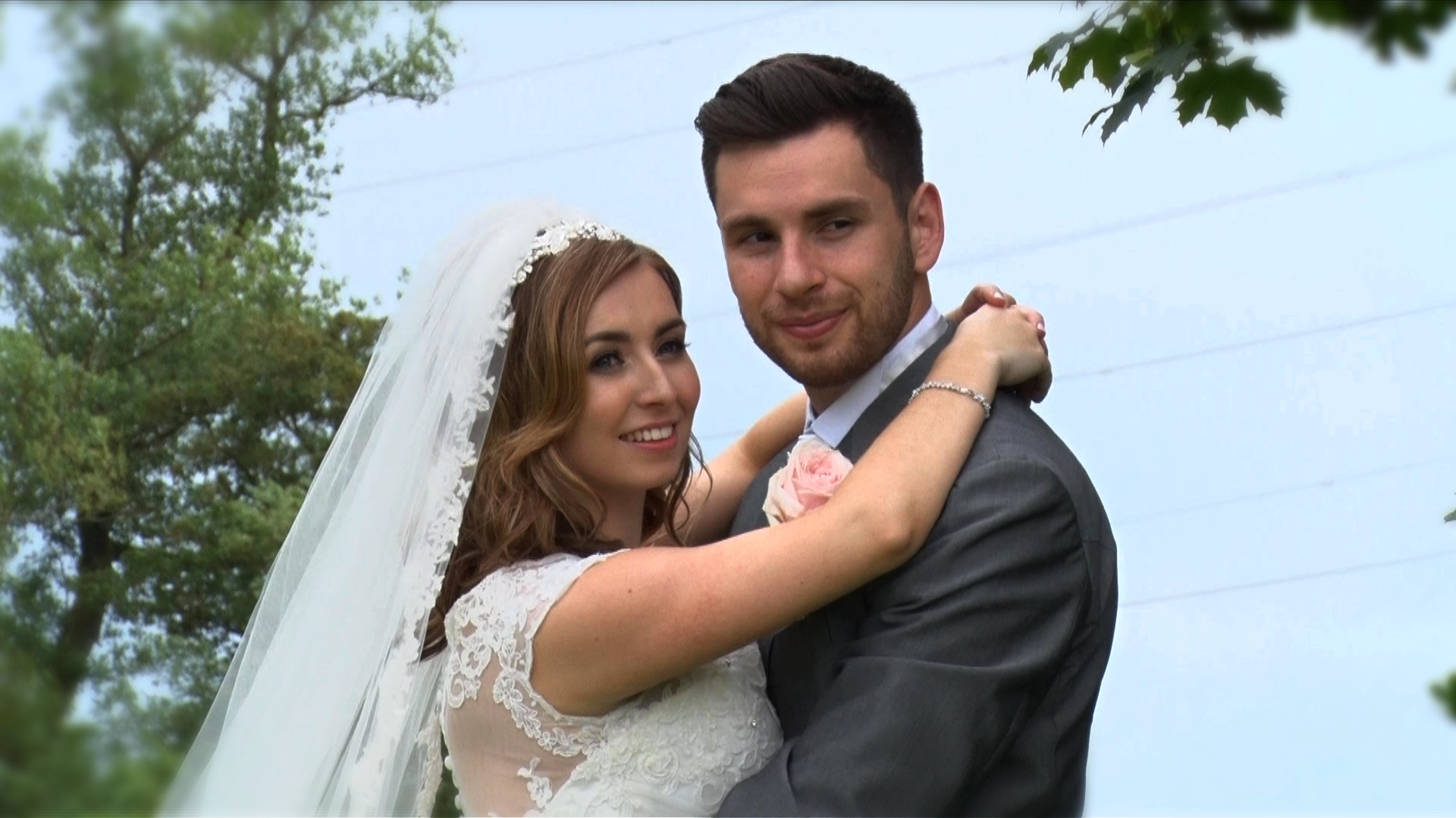 Beautiful, natural wedding videos in the North West
