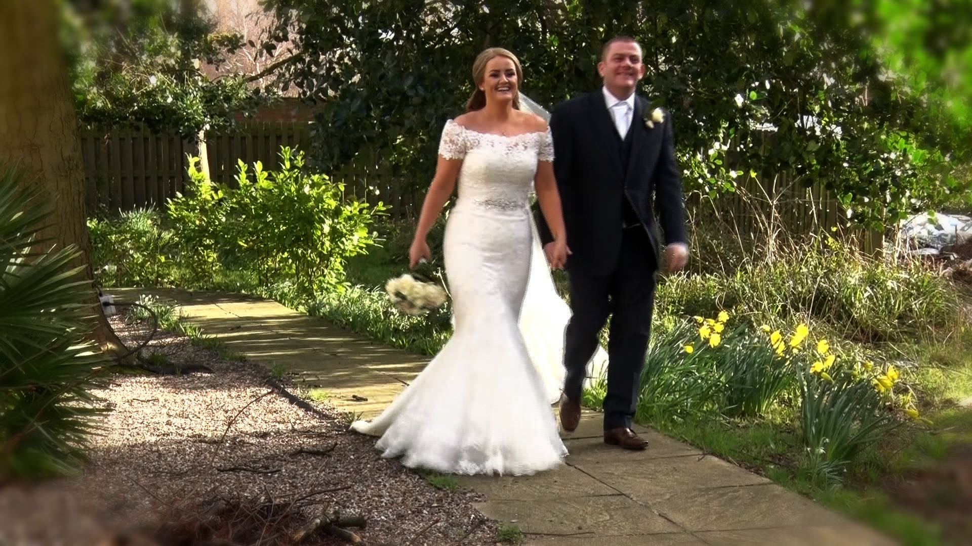 Liverpool wedding video
