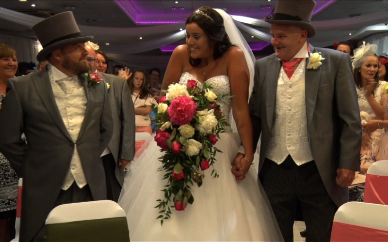 Village Hotel Wedding – Liverpool