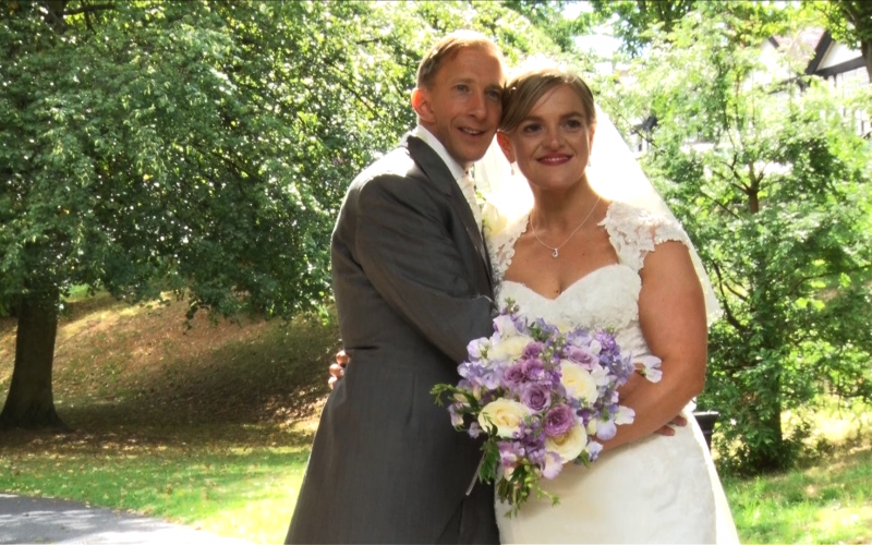 Wirral wedding video
