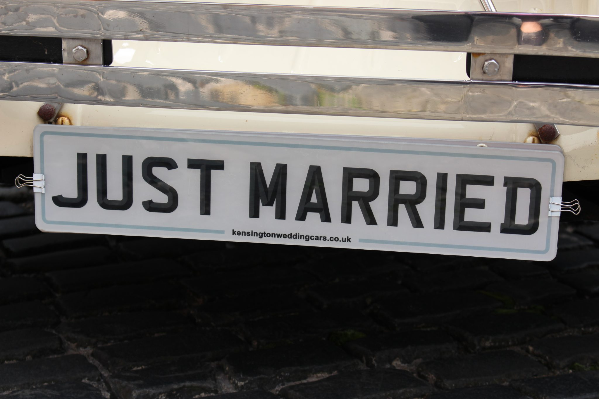 Just married - a Manchester wedding video