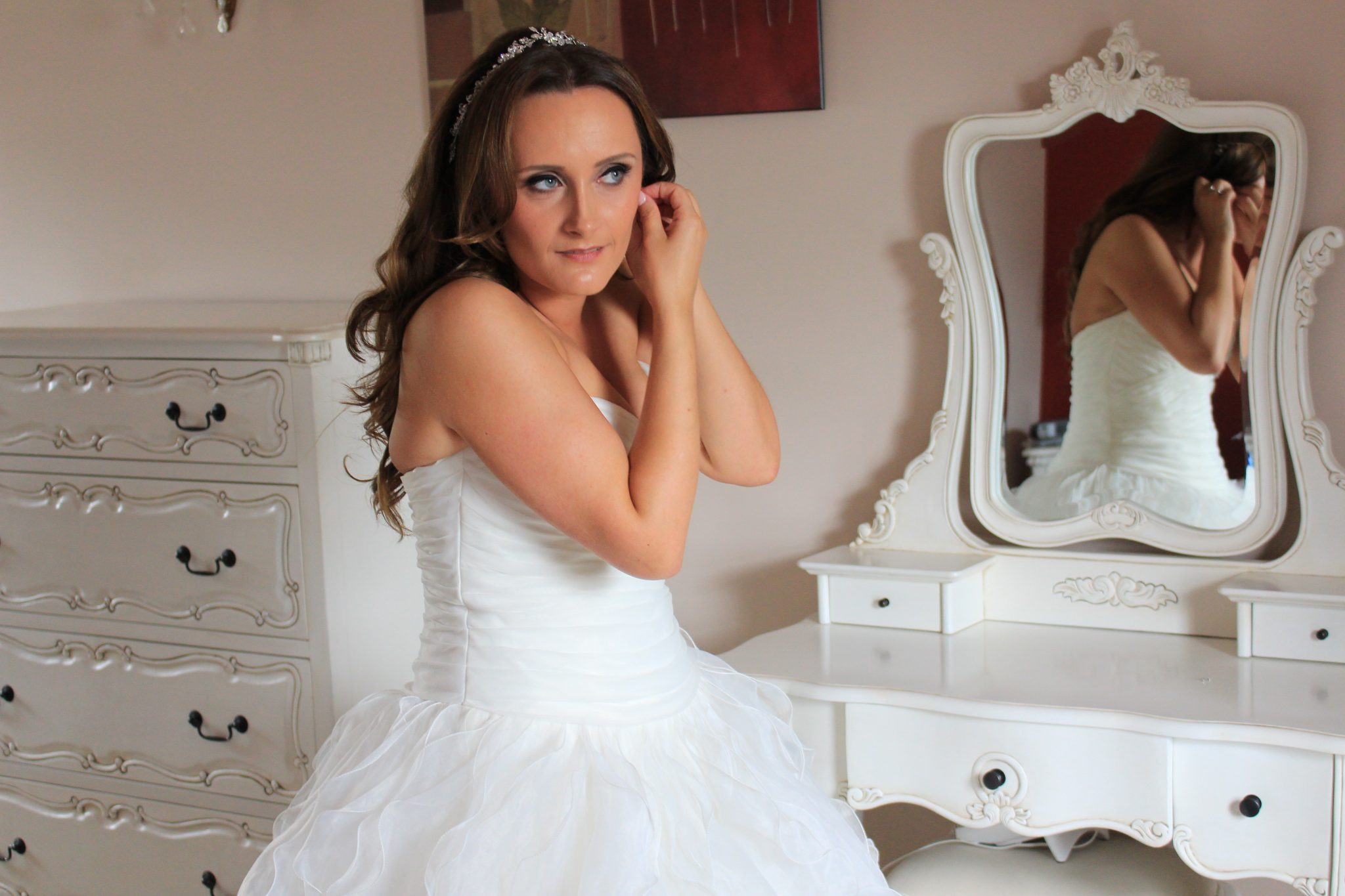 North West wedding videographer in Congleton