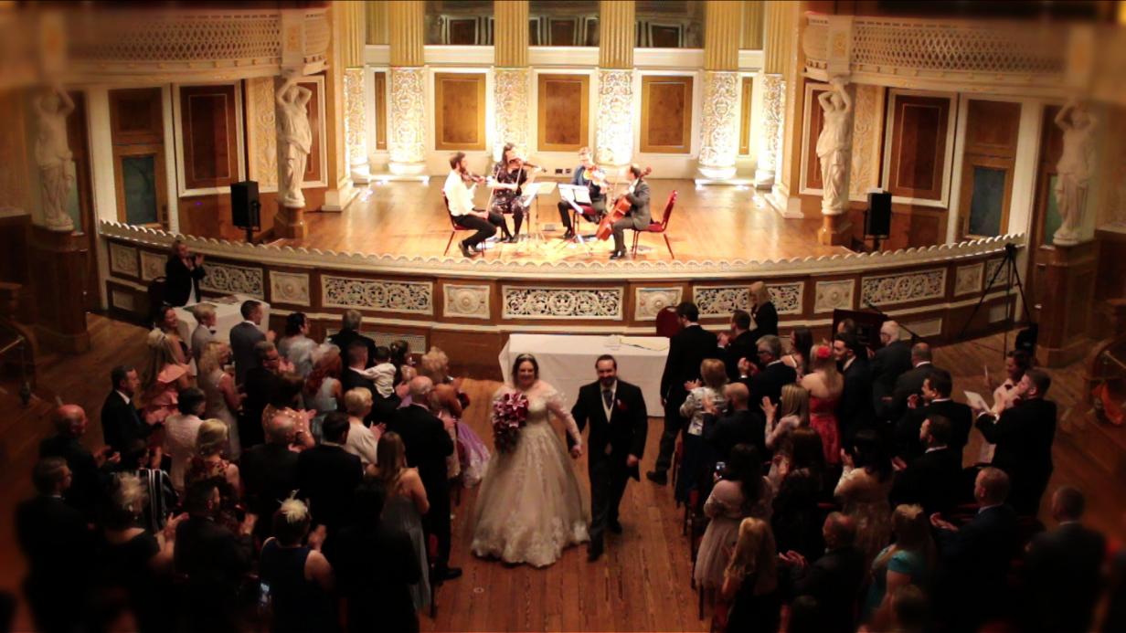 St. George's Hall concert hall