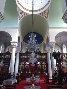 St. Nicholas Greek Orthodox church in Liverpool