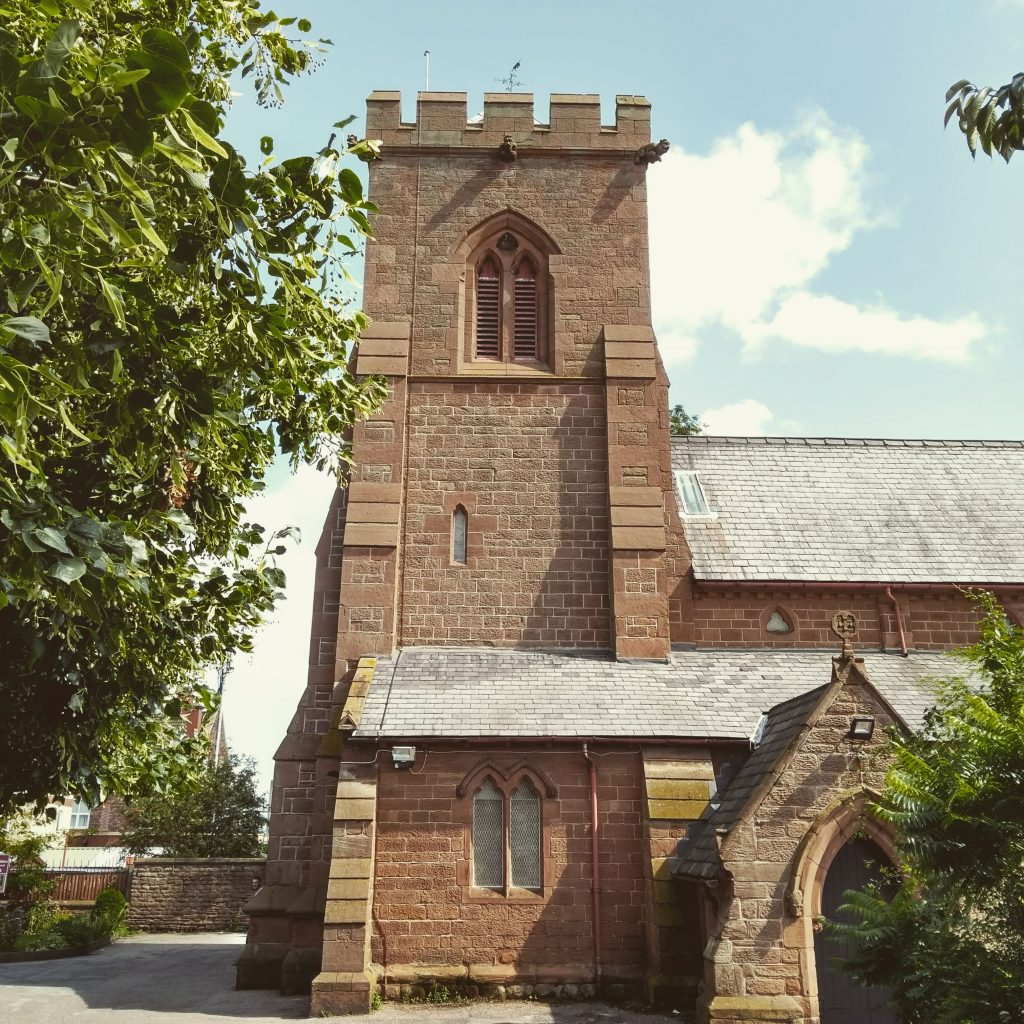 St. Bede's Church in Widnes